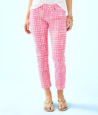 """Lilly Pulitzer 29"""" South Ocean Skinny Crop Pant"""