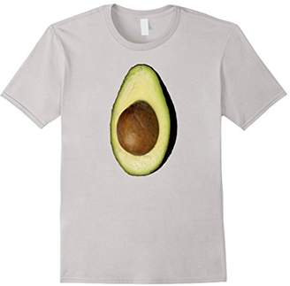 Real Photo Trendy vertical Yummy AVOCADO T-Shirt
