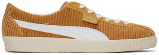 Harmony Yellow Puma Edition Crack CC Sneakers