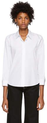 Jil Sander White Boxy E-Valentina Shirt