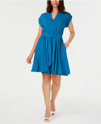Charter Club Belted Dress