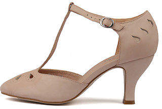 I Love Billy New Marie Blush Womens Shoes Dress Shoes Heeled