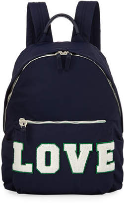 80aff42dbec6 ... Tory Sport Love Nylon Sport Backpack