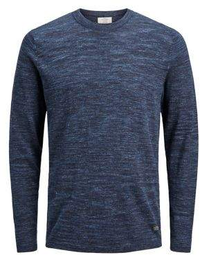 Jack and Jones Regular-Fit Tonal Sweater