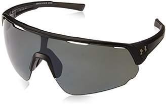 2c128bc0b897 Under Armour Change Up Wrap Sunglasses UA CHANGEUP SATIN WHITE BLACK  FRAME BASEBALL TUNED