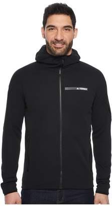 adidas Outdoor Terrex Climaheat Ultimate Fleece Jacket Men's Coat