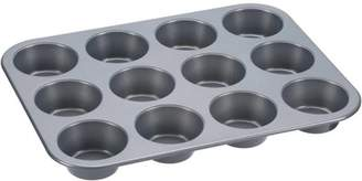 Wilton Treats Made Simple Non-Stick 12-Cavity Muffin and Cupcake Pan