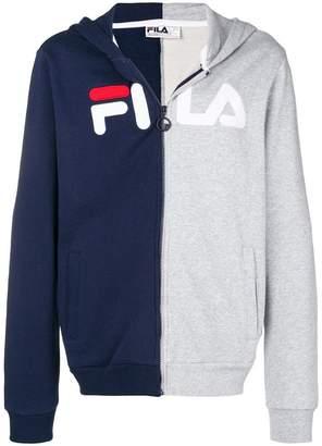 Fila logo zipped jacket