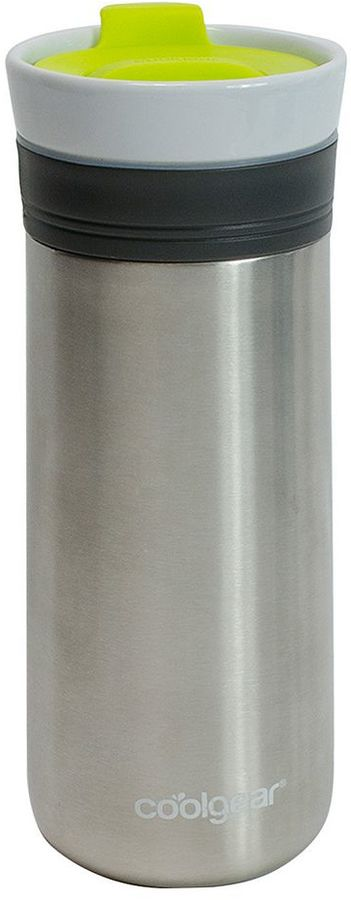 Cool Gear Kafe 12-oz. Kona Triple Wall Stainless Steel & Ceramic Mug
