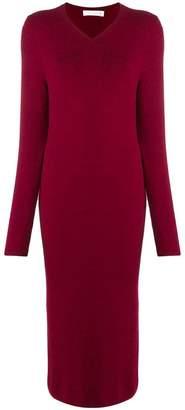 Victoria Beckham long sweater dress