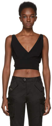 DSQUARED2 Black Ashley Tank Top