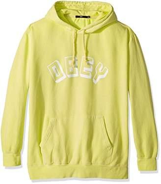 Obey Men's New World Sweatshirt Hooded Pullover