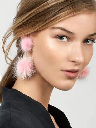 BaubleBar Gigi Pom Pom Earrings