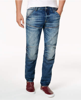 G Star 5620 Men's Slim Fit Deconstructed Tapered Jeans
