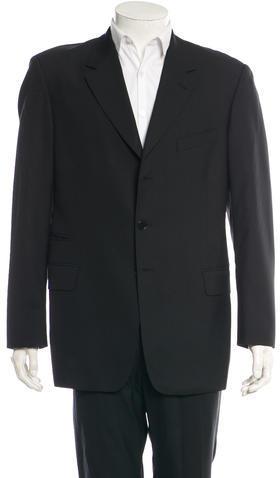 Paul SmithPaul Smith Single-Breasted Wool Blazer