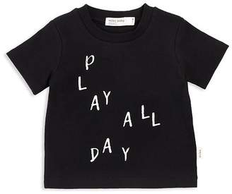 Miles Child Unisex Basic Play All Day Tee - Little Kid