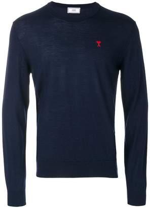 Ami Alexandre Mattiussi Ami de Coeur crewneck sweater
