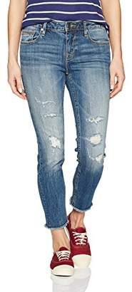 Vigoss Women's Skinny Chelsea Crop Jean