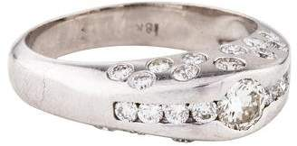 Ring 18K Diamond