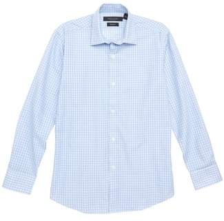 Andrew Marc Check Dress Shirt
