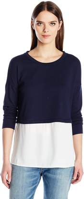 French Connection Women's Lerato Jersey Top