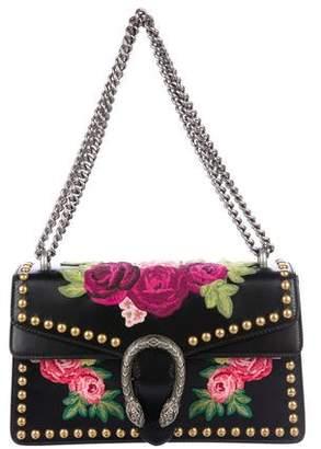 Gucci Small Studded Dionysus Shoulder Bag