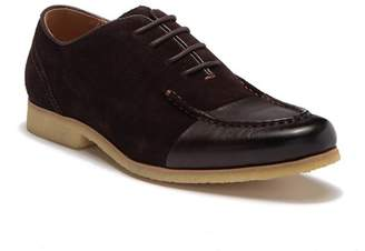 Vintage Foundry The Basalt Suede Oxford