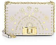 Furla Women's Mini Mimi Embellished Leather Crossbody Bag