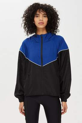 Ivy Park Active Logo Hooded Jacket