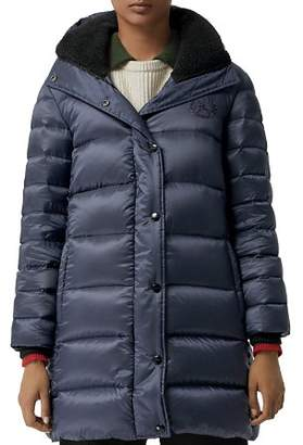 Burberry Strettingham Down Puffer Coat