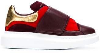 Alexander McQueen high platform sneakers