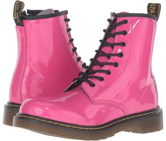 Dr. Martens Kid's Collection 1460 Youth Delaney Boot Kids Shoes