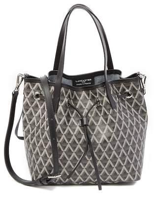 Ikon Lancaster Paris Leather Shoulder Bag