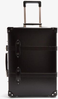 Globe-trotter Globe Trotter Centenary 20 Cabin Suitcase - Mens - Black