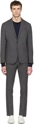 Dsquared2 Grey Paris Suit $1,485 thestylecure.com
