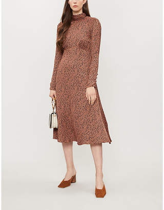 Free People Loveless stretch-jersey dress