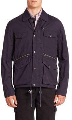 Saks Fifth Avenue MODERN Hunting Jacket