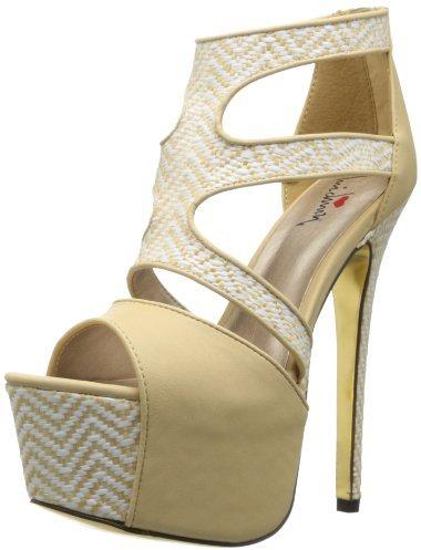 Luichiny Women's A Byss Platform Sandal