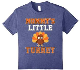 DAY Birger et Mikkelsen Funny Thanksgiving Mommy's Little Turkey T-Shirt