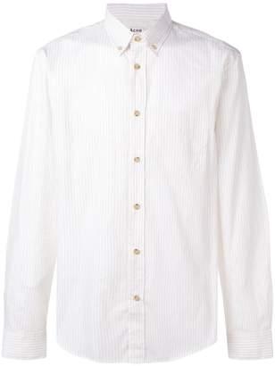 Acne Studios Isherwood Soft Pop Stripe shirt