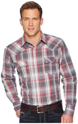 Roper 1535 Whitewall Plaid Men's Clothing