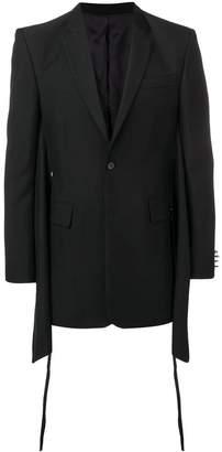 D.Gnak straight fit jacket