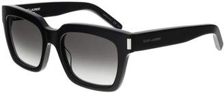 Saint Laurent Women's Bold 1 Sunglasses, /Grey