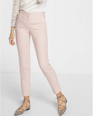 Express mid rise columnist ankle pant $69.90 thestylecure.com