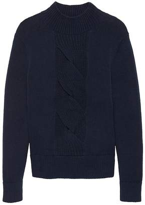 Banana Republic Relaxed Cable-Knit Sweater