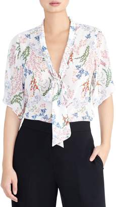 Rachel Roy Collection Bow Blouse