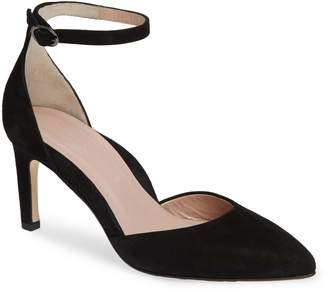 Taryn Rose COLLECTION Graziella Ankle Strap Pump