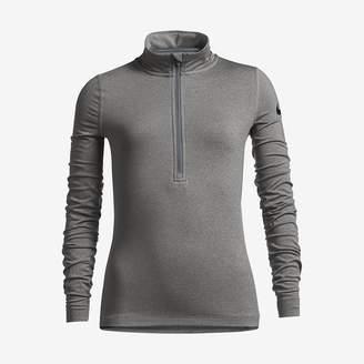 Nike Pro Warm Big Kids' (Girls') Long Sleeve Training Top