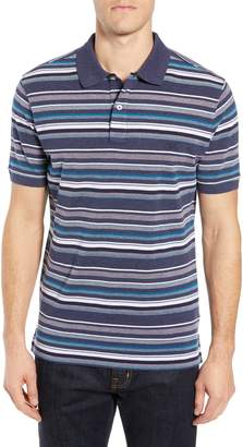 Rodd & Gunn Cape Freeman Stripe Pique Polo