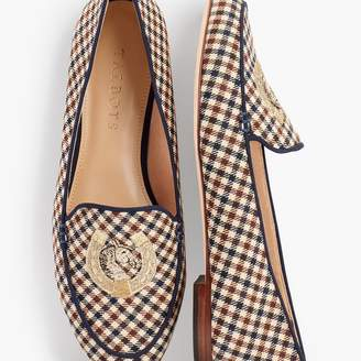 Talbots Ryan Loafers - Piped Plaid